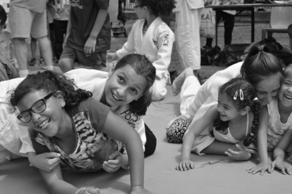 ASPTT Nice Judo jeunes