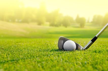 Illustration Golf pour nationaux ASPTT