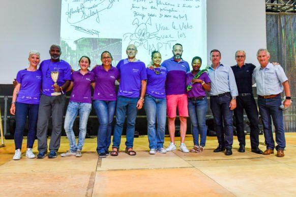 Prix de l'ASPTT la plus éloignée ASPTT Cayenne