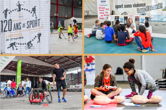 Journée Santé Sport et Développement Durable