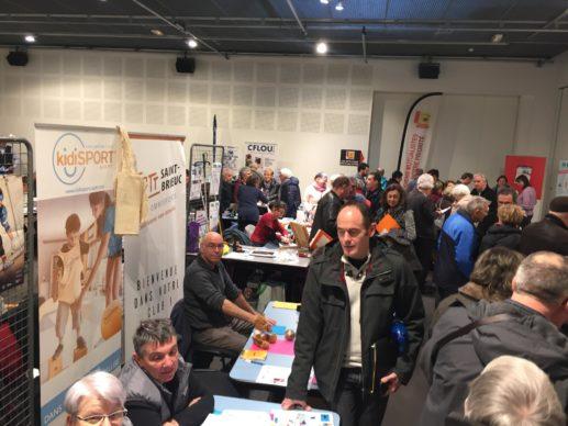 Journée Voir Autrement avec l'ASPTT Saint Brieuc