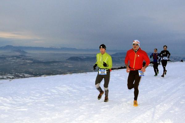 Trail Blanc du Semnoz