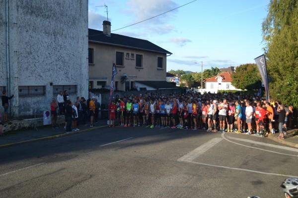 Semi-marathon du Nouste-Henric