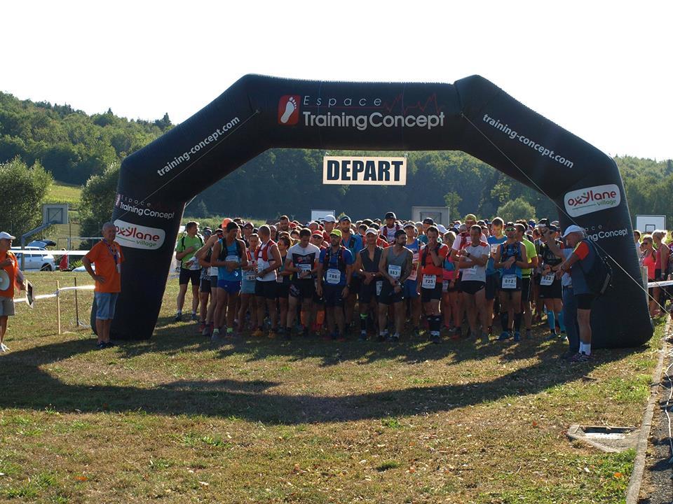 32 km des Courses du Jura Alsacien à Ferrette
