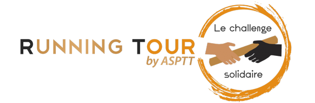 Logo Running Tour by ASPTT 2019