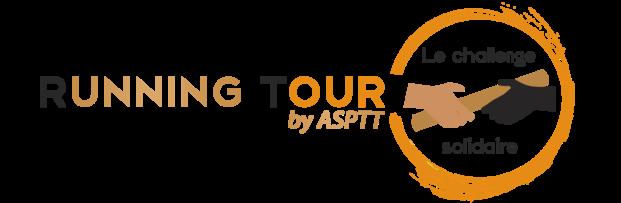 Logo Running Tour by ASPTT 2019