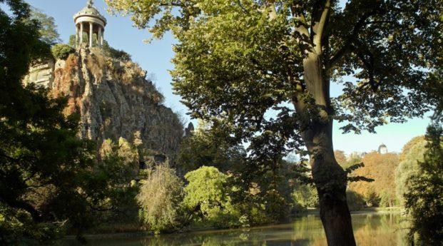 Image des Buttes Chaumont