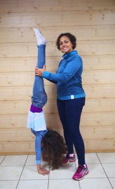 Joëlle Roussilat La gauloise Gymnastique by ASPTT