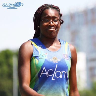 Rose Loga - Championnats de France cadets-juniors 2019