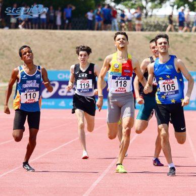 Kozar Anicet ASPTT Strasbourg - Championnats de France cadets-juniors