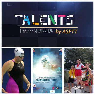 Tessa Marcos Talent §ASPTT Toulon