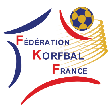Logo de la Fédération Korfbal France