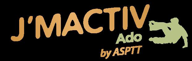 Logo J'MACTIV Ado by ASPTT